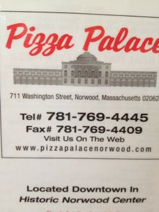 Picture for Norwood House of Pizza