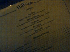 Picture for Hill Cafe