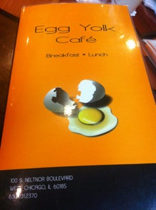 Picture for Egg Yolk Cafe