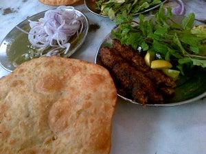 Fareed Seekh Kebab