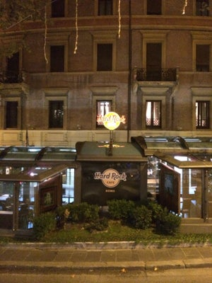 Hard Rock Cafe Roma