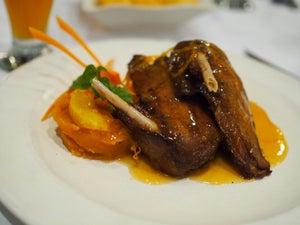 dari Gadjah Wong Restaurant (Yogyakarta Tengah) di Yogyakarta Tengah |Yogyakarta