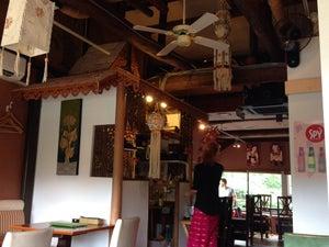 Shijoukawaramachi, Karasuma, Pontocho's Baan Rim Naam (Shijoukawaramachi, Karasuma, Pontocho)|Kyoto