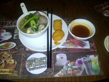 X O Suki Grill In Dukuh Pakis Surabaya Openrice Indonesia