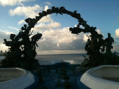 Diver's Memorial