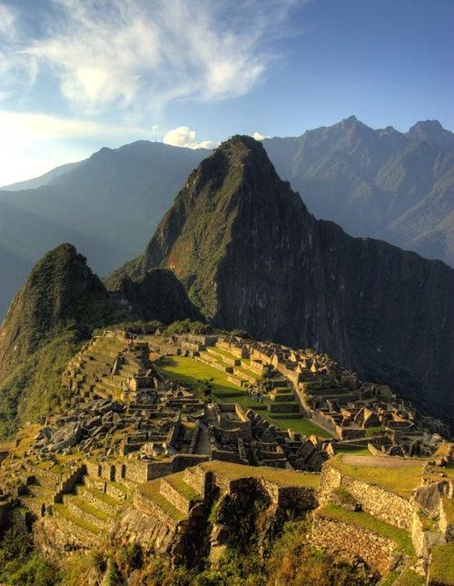 Santuario de Macchu Picchu