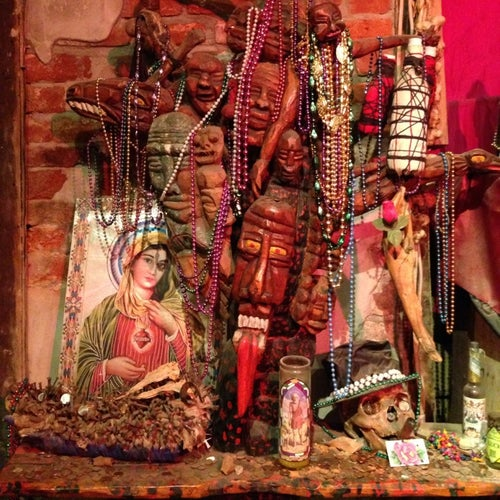 New Orleans Historic Voodoo Museum Museum and Gallery in New