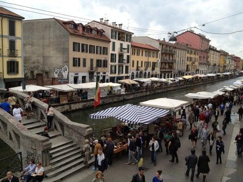 Il Bazar del Naviglio Grande