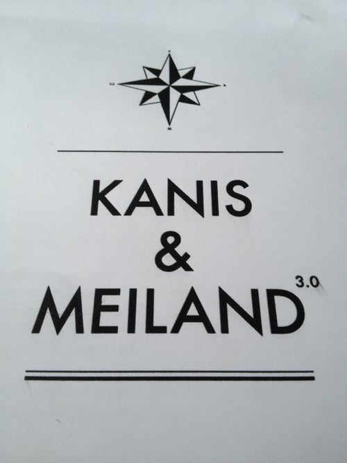 Kanis En Meiland.Kanis En Meiland Cafe In Amsterdam The Netherlands Travel Guide