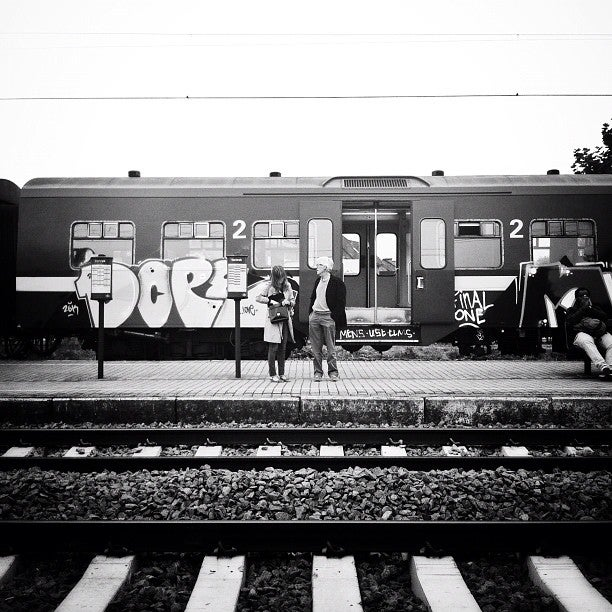 Gare de Puurs