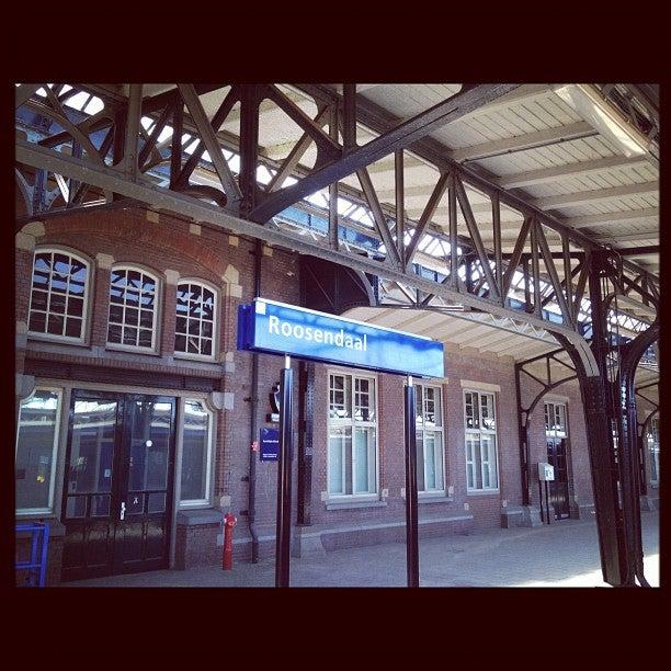 Station van Antoing