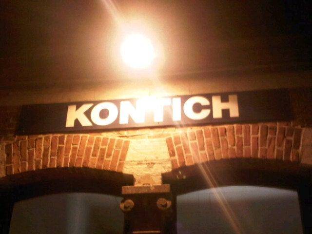Station van Kontich