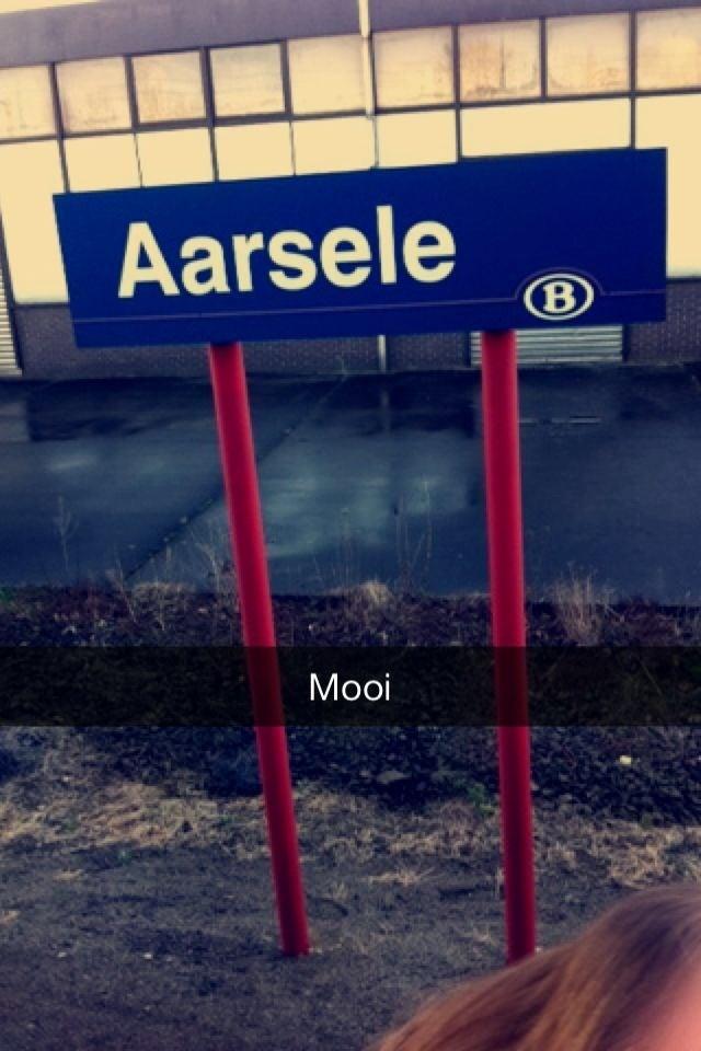 Gare d'Aarsele
