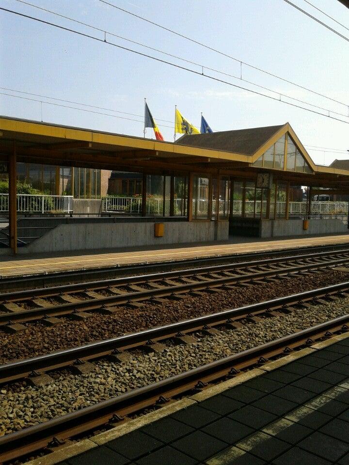 Gare d'Aalter