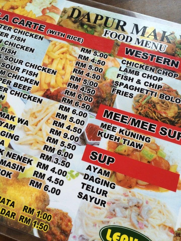 Kuching In Pak Somet Ayam Penyet Kopitiam Earthtory