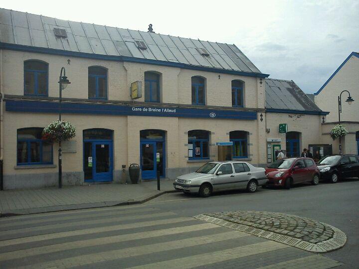 Gare de Braine-l'Alleud
