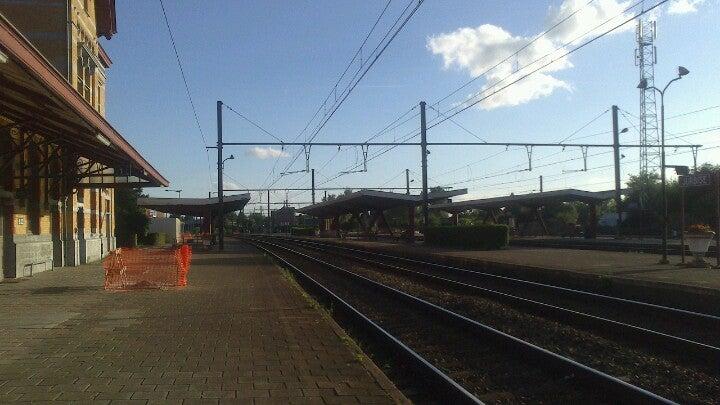 Station van Jurbise