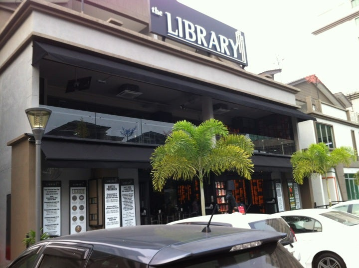 The Library Straits Quay