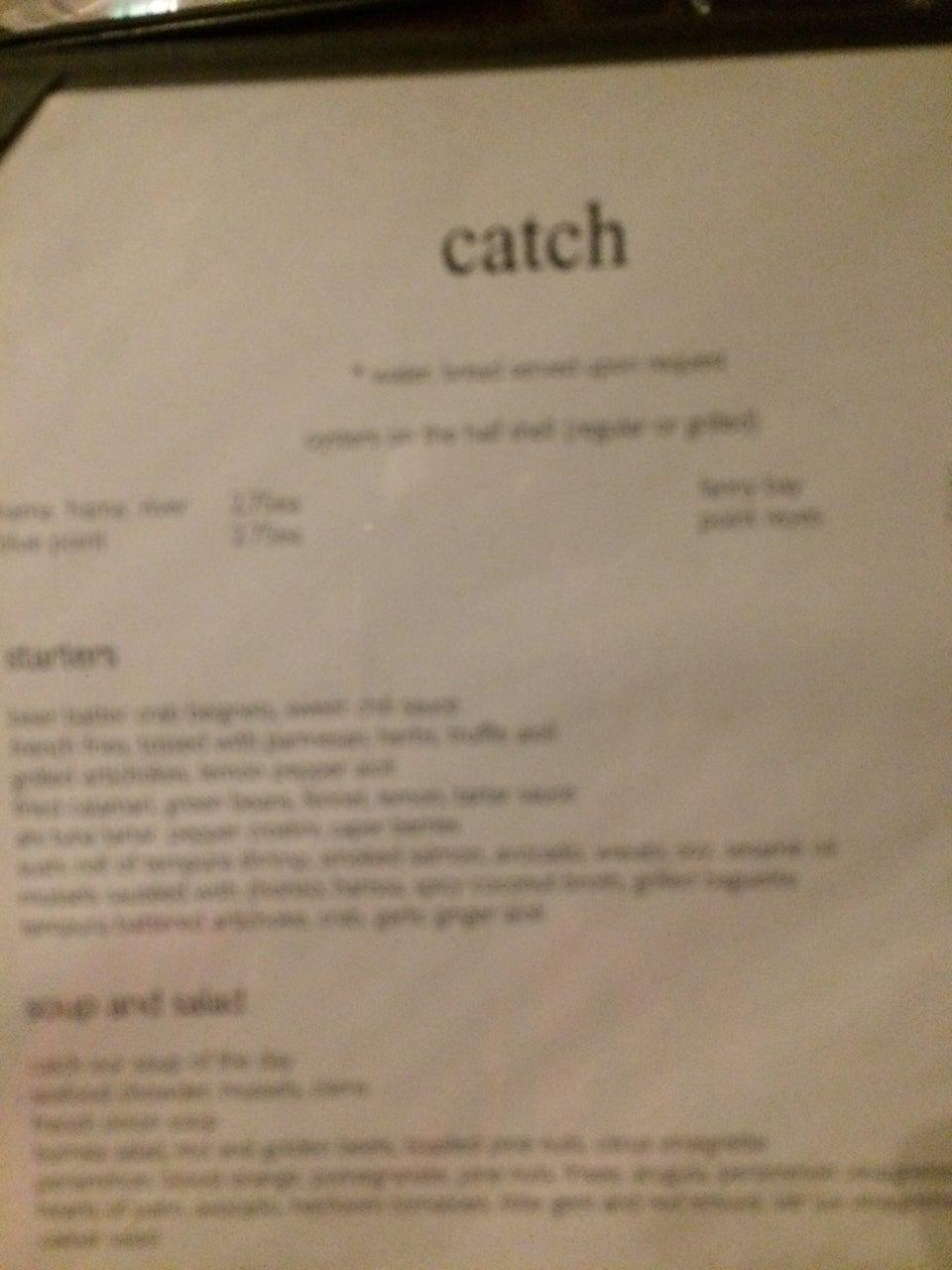 Photo of Catch