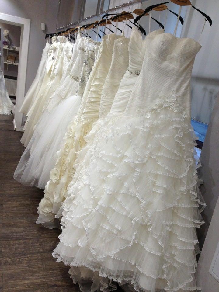 Студия свадебного платья ваниль