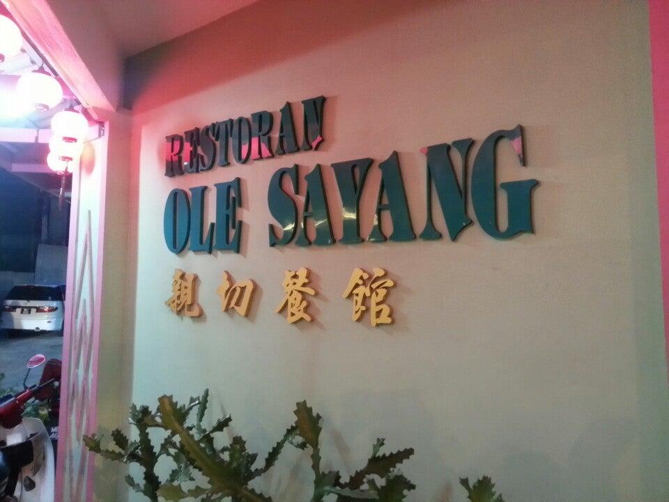 Restoran Ole Sayang