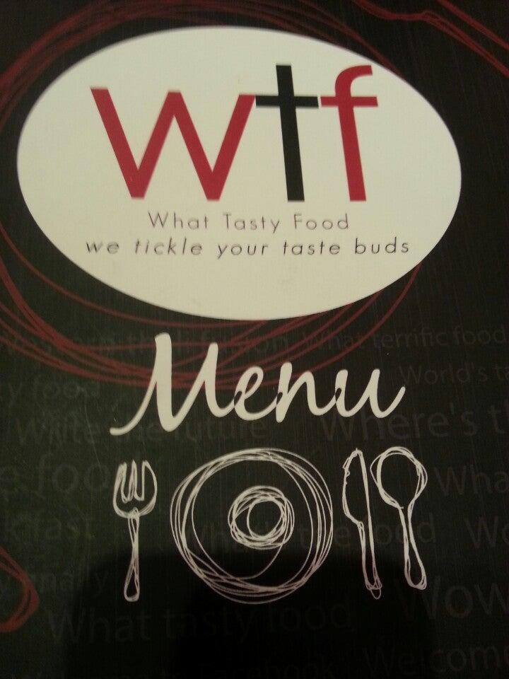Wtf Restaurant