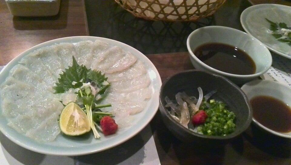 Tora-fugu Tei Shinjuku (とらふぐ亭 新宿本店)