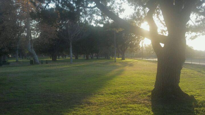 Whittier Narrows Golf Course, Whittier Narrows 1 Course