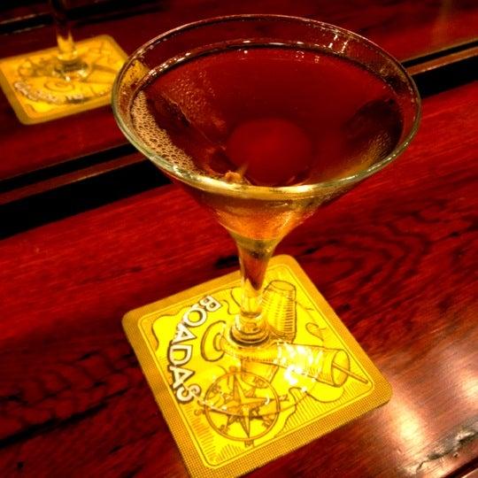 Cocktail Bar Boadas