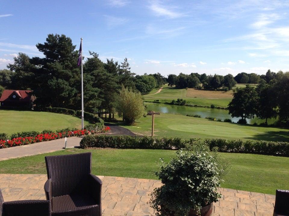 Stoke-by-nayland Golf Club