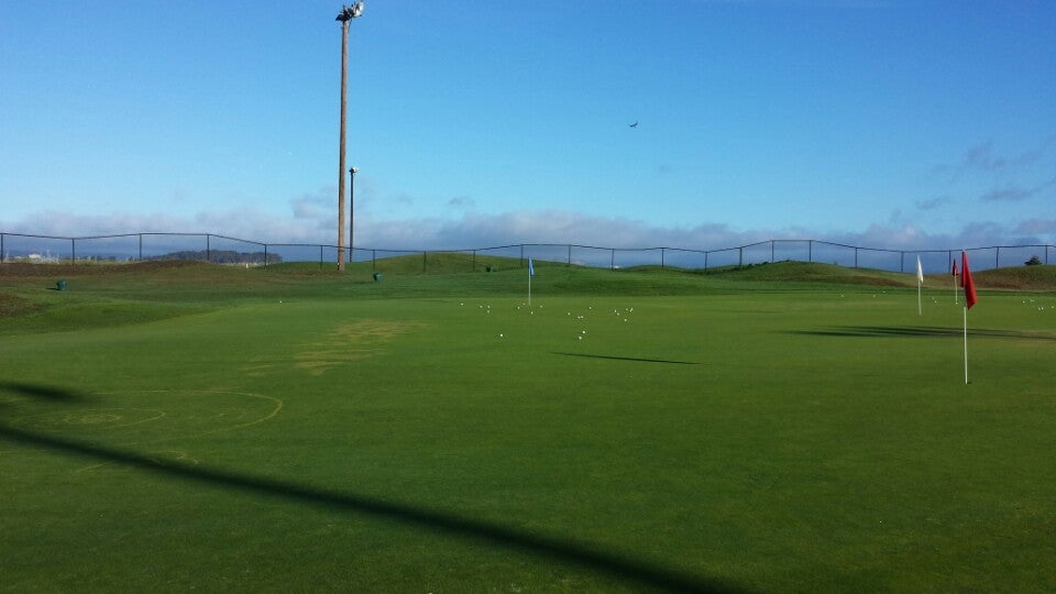 Mariners Point Golf Links, Mariners Point Course