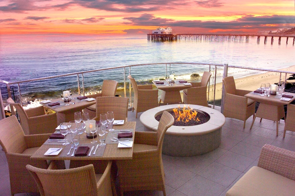 Carbon Beach Club (the Dining Room)