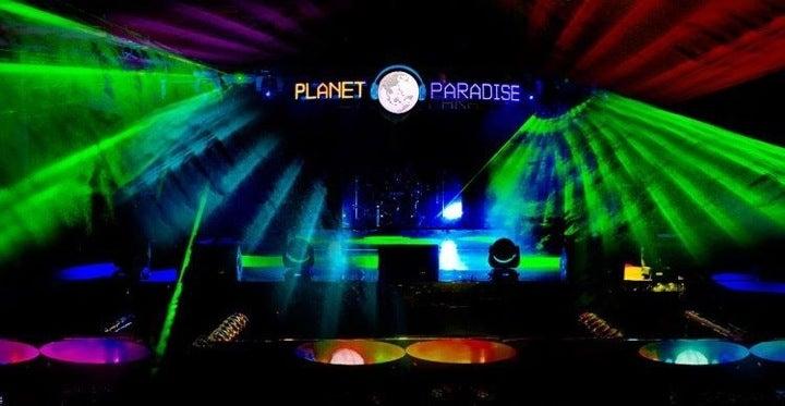 Planet Paradise Thai Disco