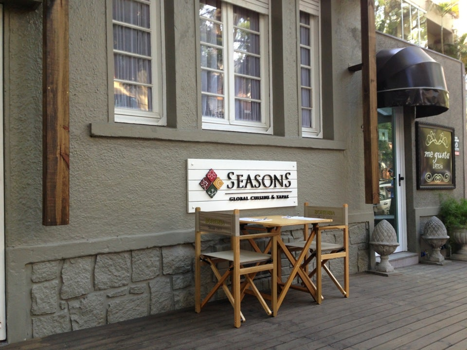 Seasons Global Cuisine & Tapas
