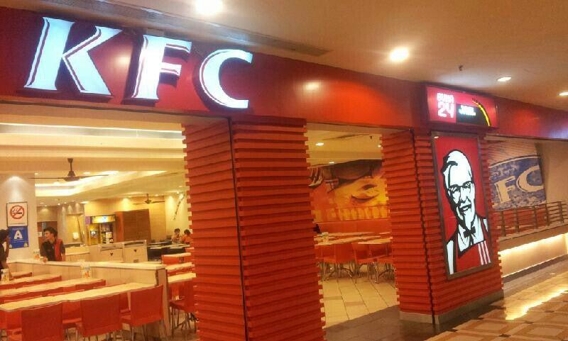 Kfc @ First World Hotel