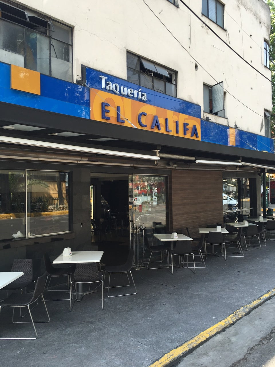 Photo of El Califa