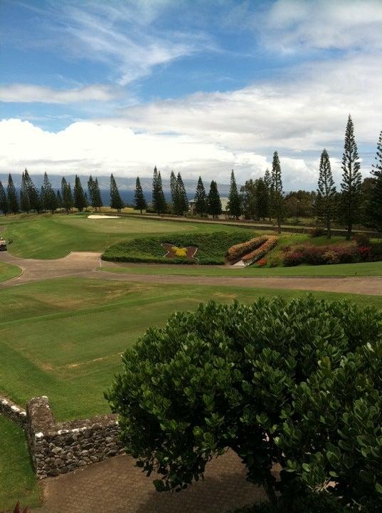 Kapalua Golf Club, Village Course