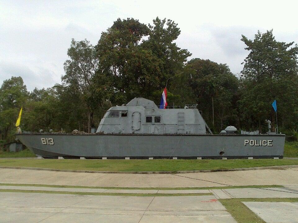 Police Boat 813
