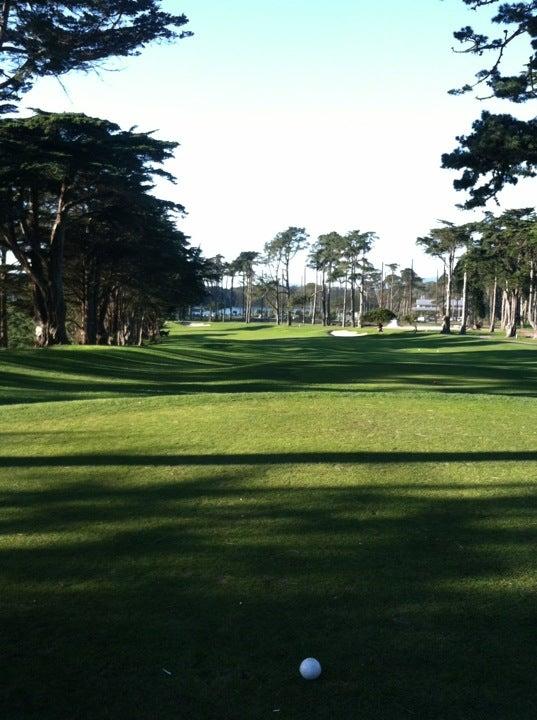 Golden Gate Golf Course, Golden Gate Course