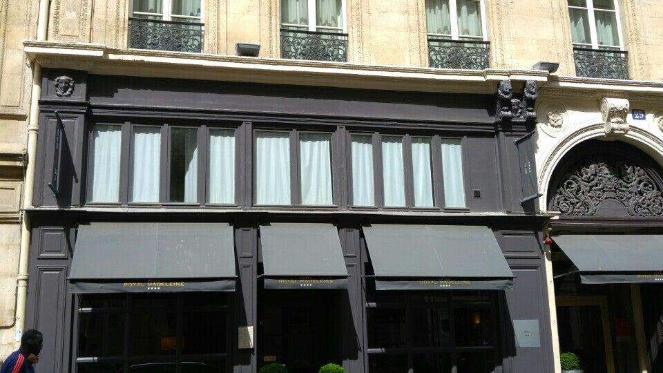 Photo of Hotel & Spa Royal Madeleine