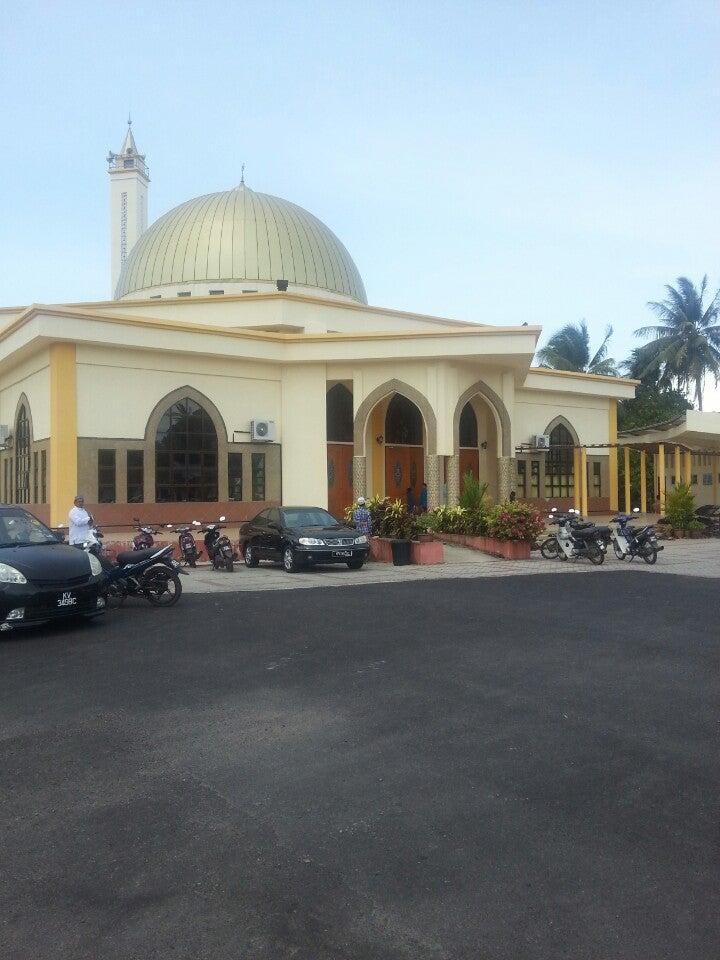 Masjid Riyadzus Solihin Langkawi