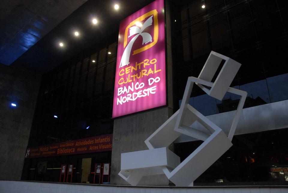 Centro Cultural Banco Do Nordeste Fortaleza