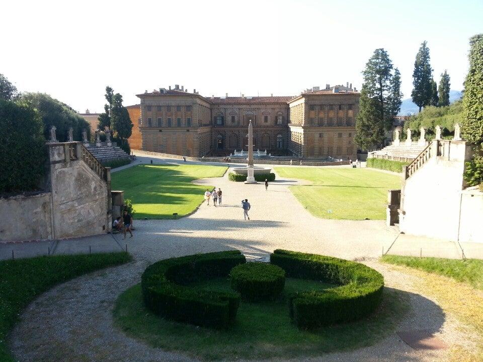 Florence Botanical Gardens