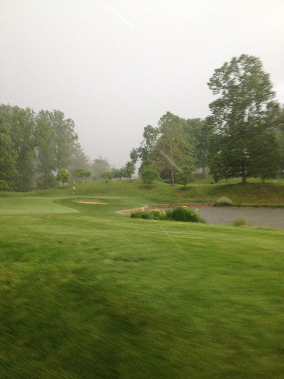 Bethesda Country Club, Bethesda Course