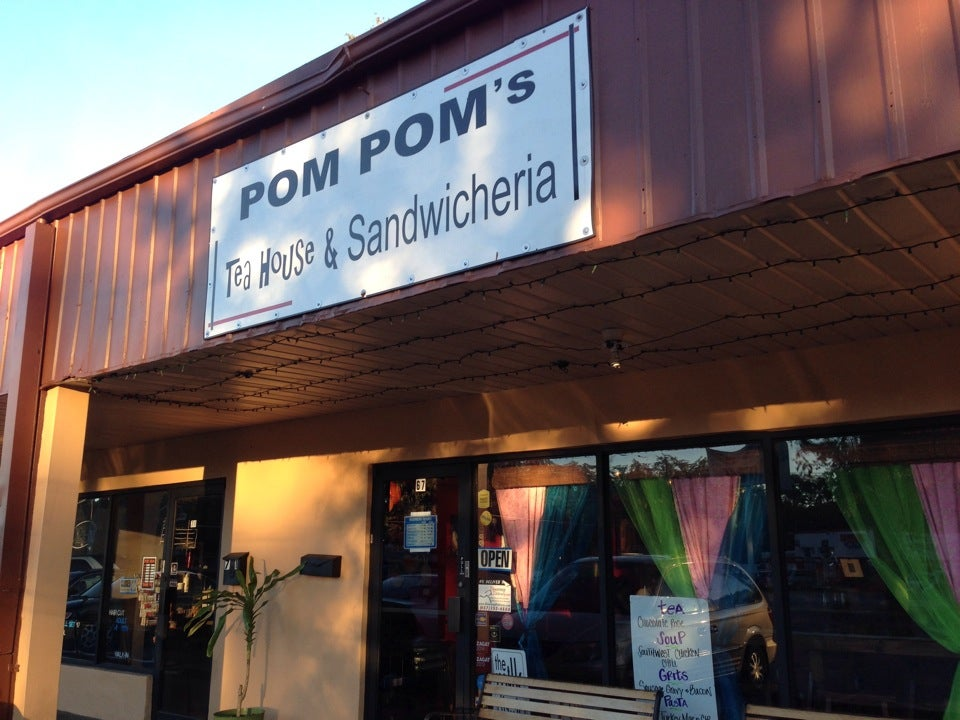 Photo of Pom Pom's Teahouse and Sandwicheria