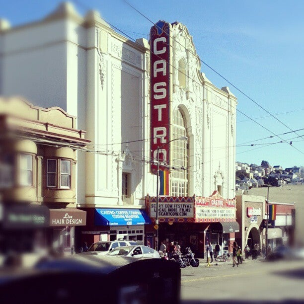 Photo of The Castro Theatre