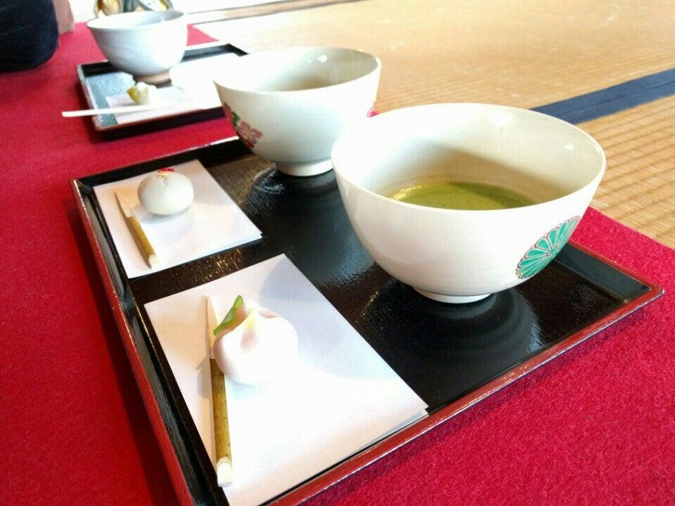 Hamarikyu Garden's Nakajima No Ochaya Tea House (中島の御茶屋)