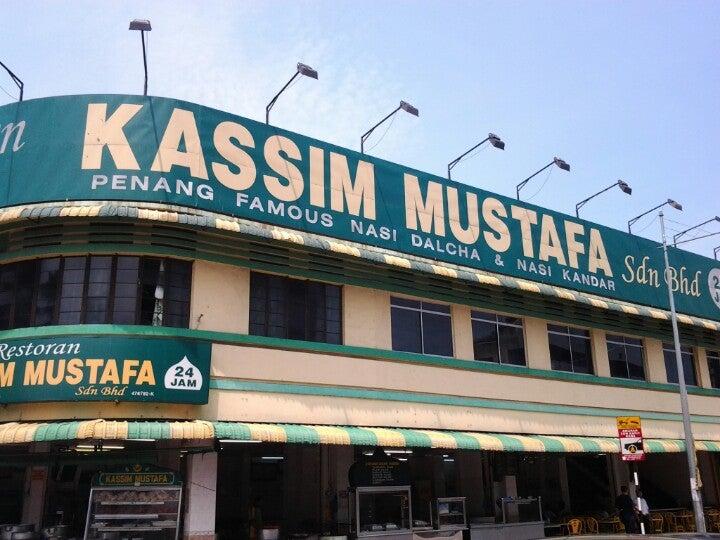 Kassim Mustafa