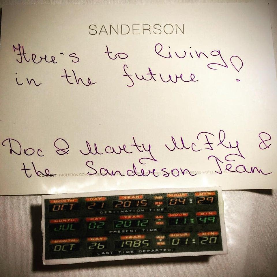 Photo of Sanderson