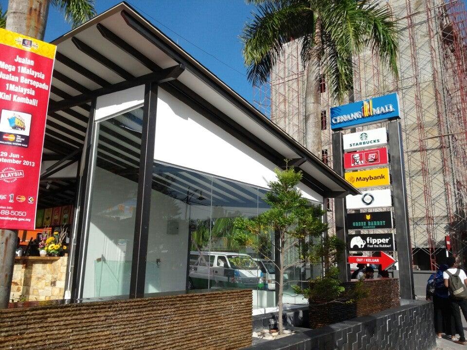 Cenang Mall
